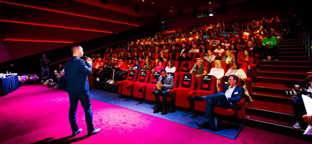 Presentatie door Erik Duin Foto: Luka de Kruijf