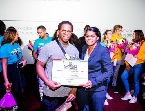 Interview met Faren van Community Heroes 070