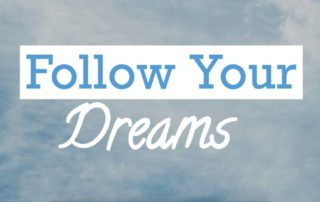banner follow your dreams festival