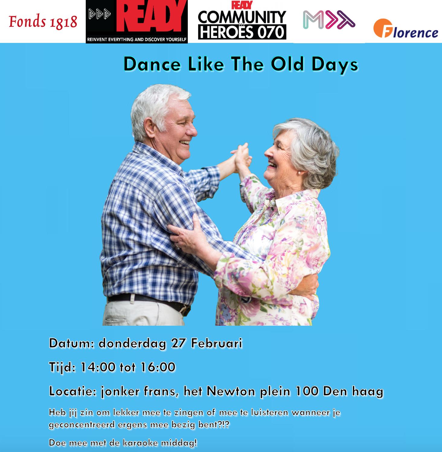twee dansende ouderen