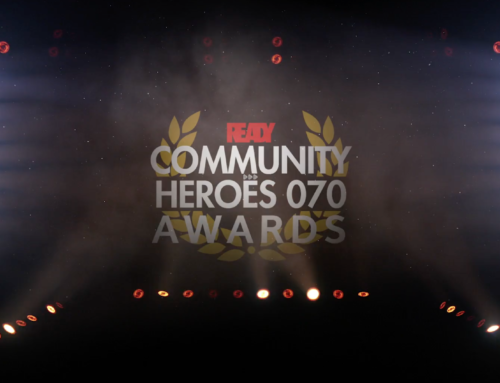 VIDEO COMMUNITY HEROES 070 AWARDS #3