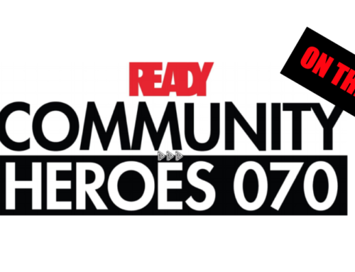 Community Heroes 070 on the move gaat van start!