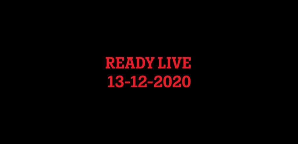 READY LIVE 13-12-2020 Community Heroes 070 jongeren MDT maatschappelijke diensttijd