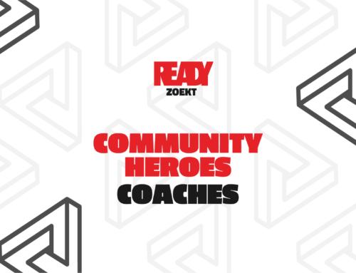 Gezocht: Community Heroes Coaches